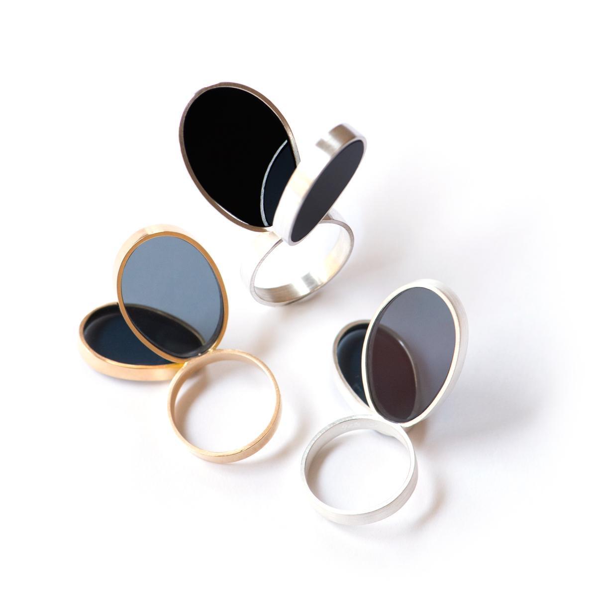Ringe-leaves-Acrylglas-schlegel-katja