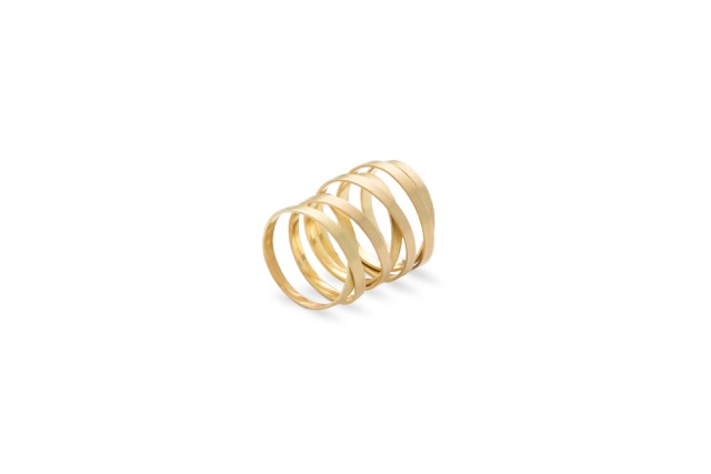 Anne-Hüttisch-Patic-Spiral-Ring-Gelb-Gold