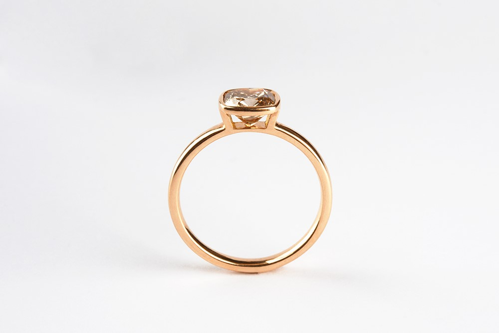 Ring-Cushon-Diamant
