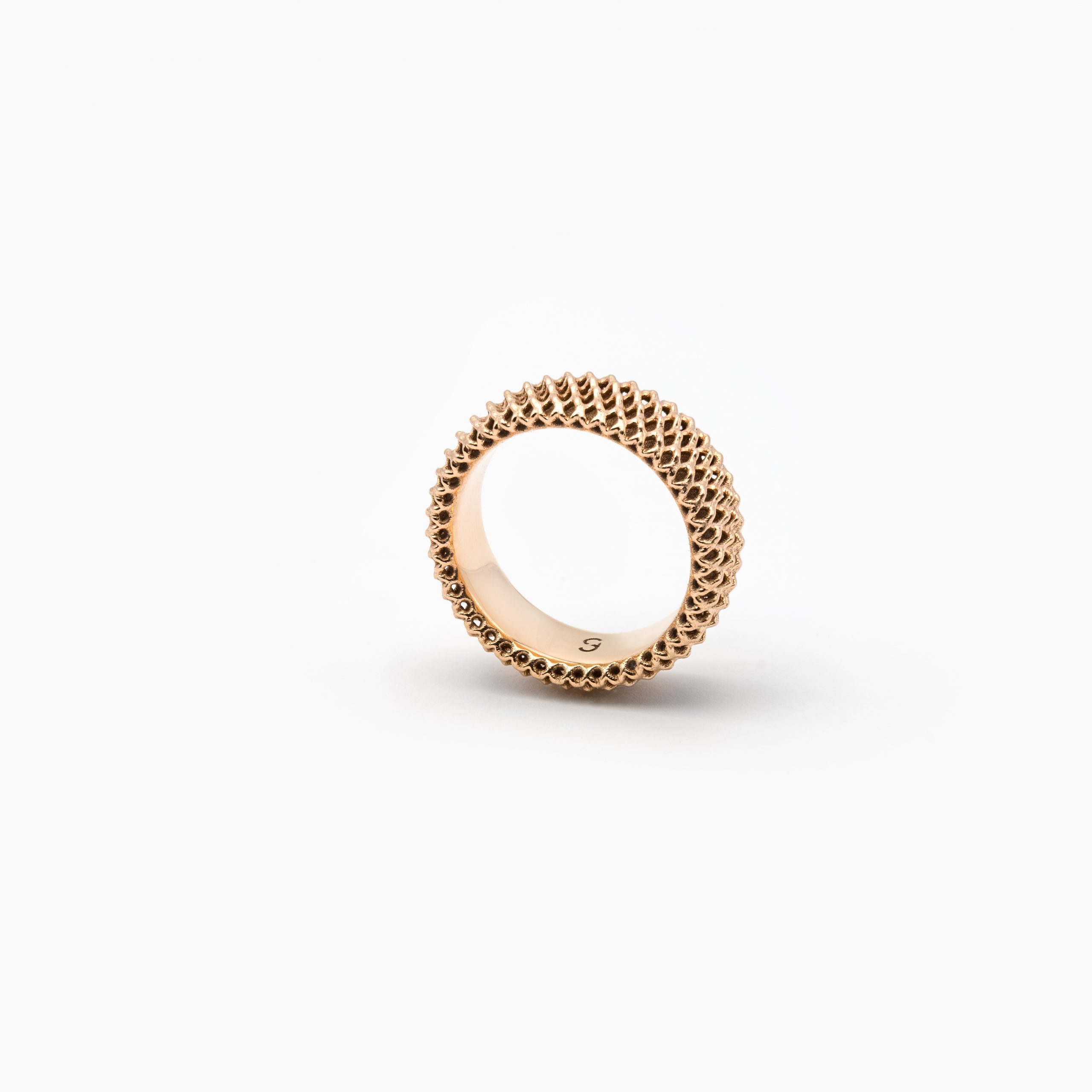 Ring-Iva-Roségold-SIAN-DESIGN-Trauring-Verlobungsring