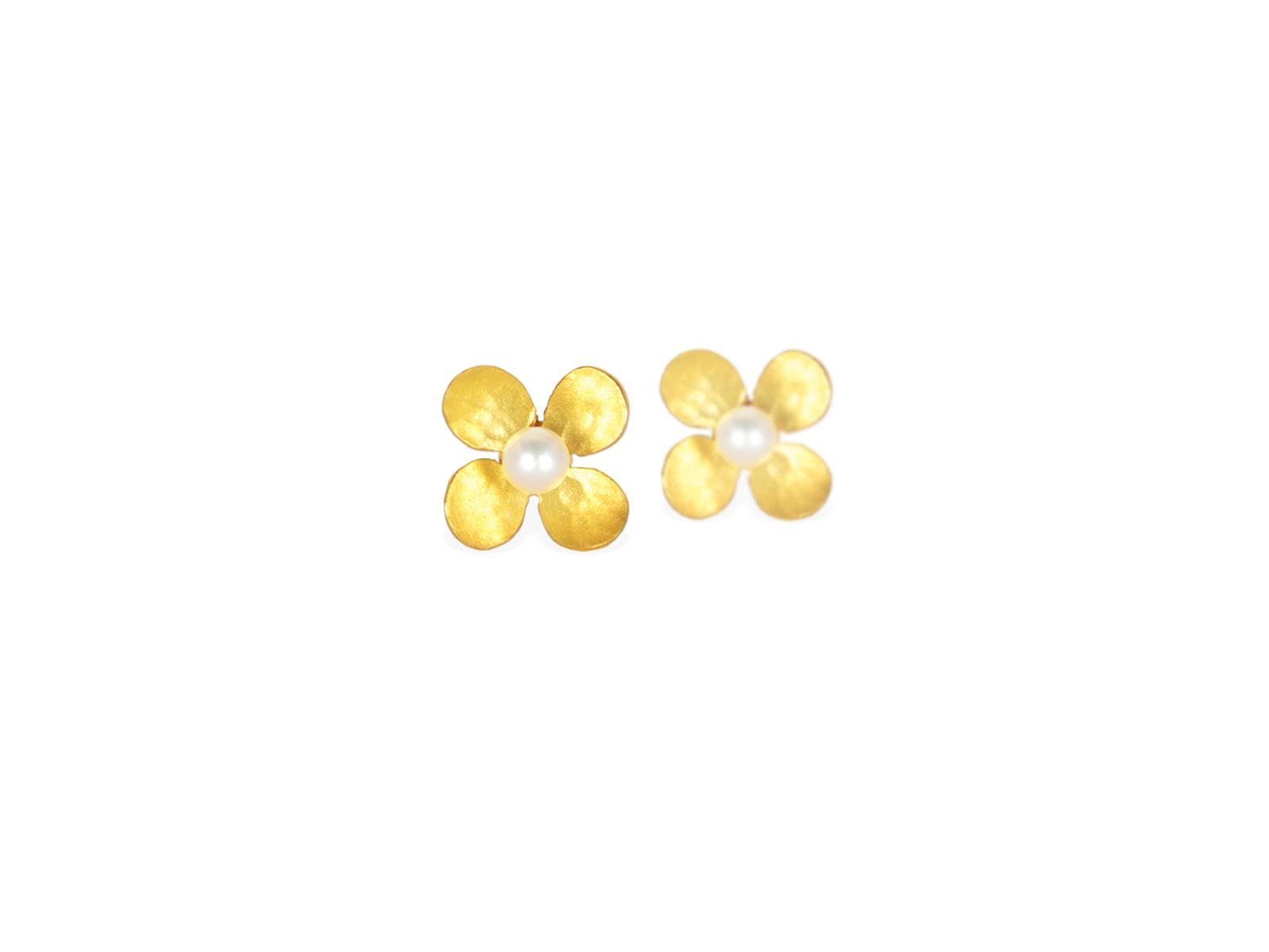 Ohrstecker-Gold-Verena-Brack