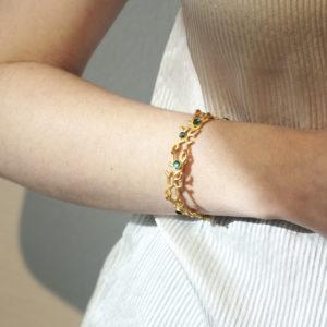 Armband Turmaline
