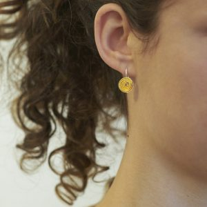 Ohrhänger Blume